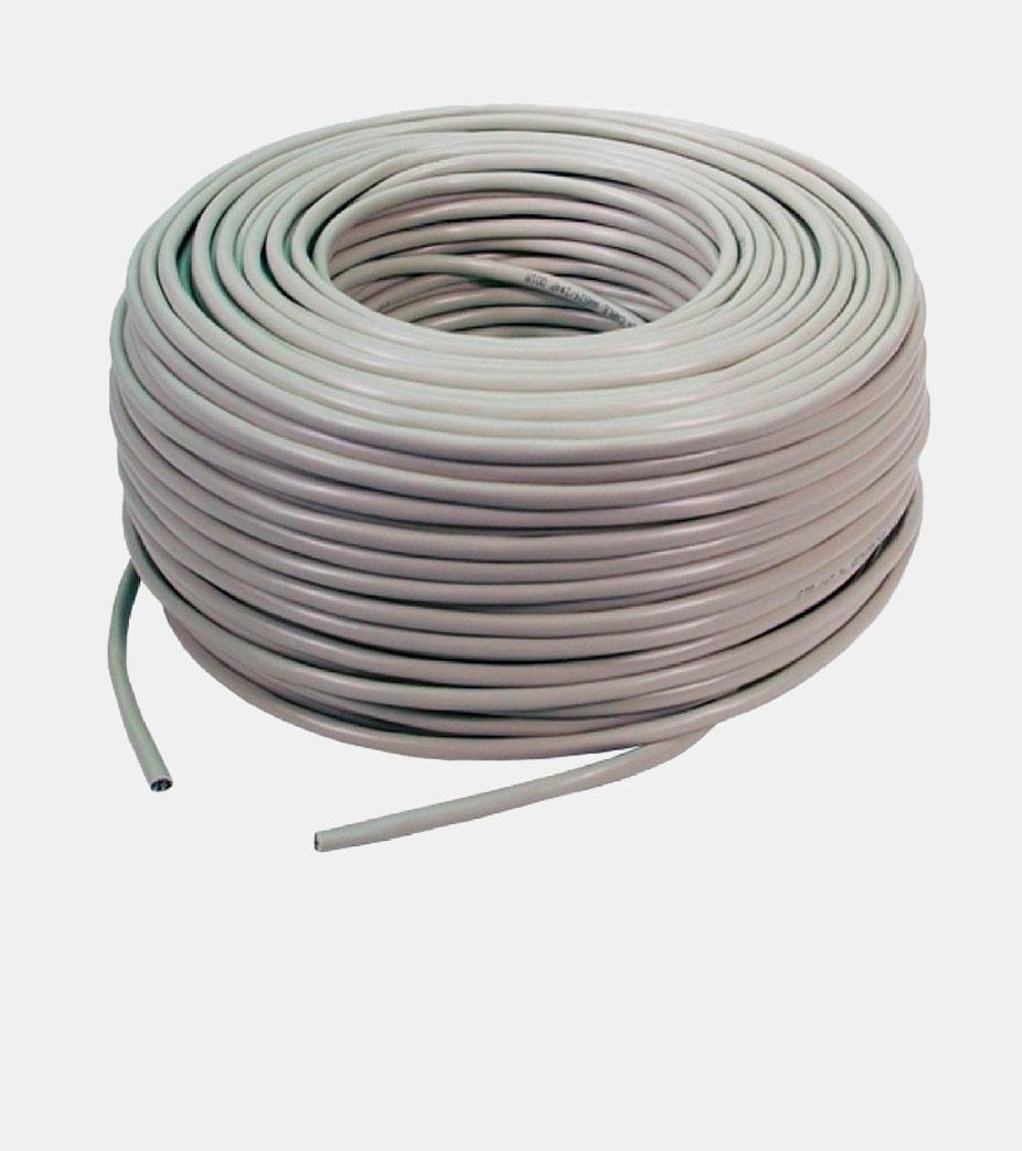 Cables utp ftp y computadora silca fabrica de cables for Cable de red categoria 6